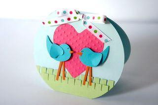 Love birds card_resize