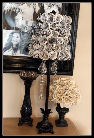 Roses lamp
