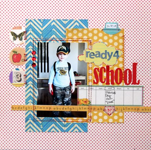 Ready for School_52week7