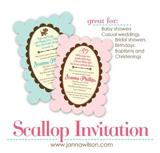 Big scallop invitation_ad