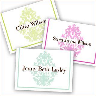 Elegant notecards for sale