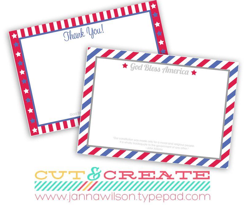 Notecards_patriotic