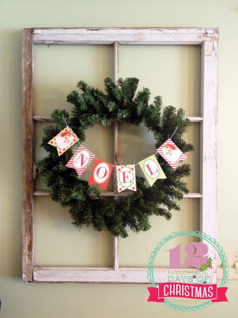 Window wreathe