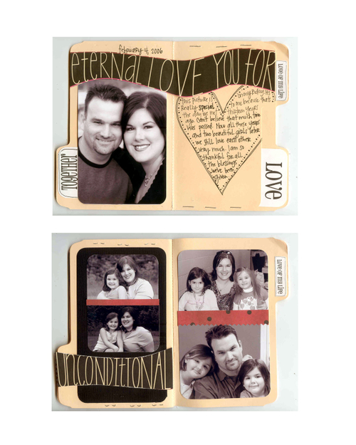 All About Love (CKU Houston) pages from mini book