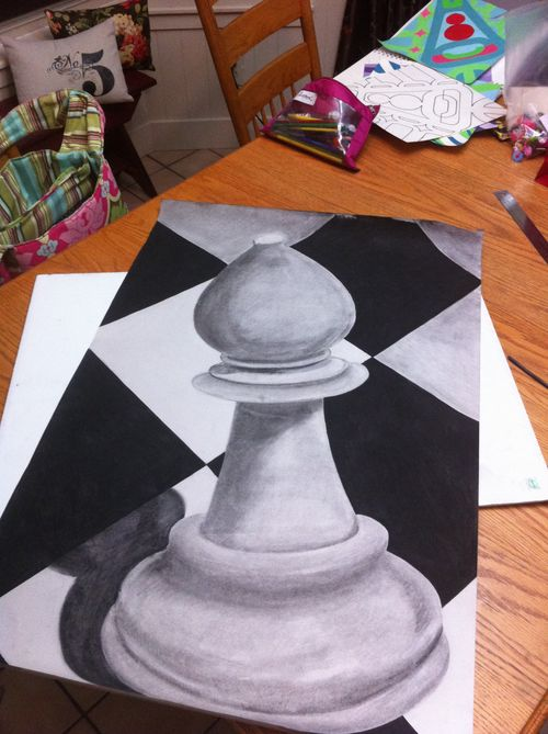College project: final drawing project