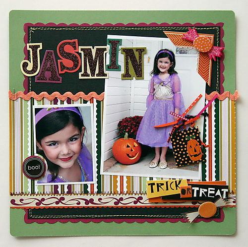 Jasmine- MAMBI CHA