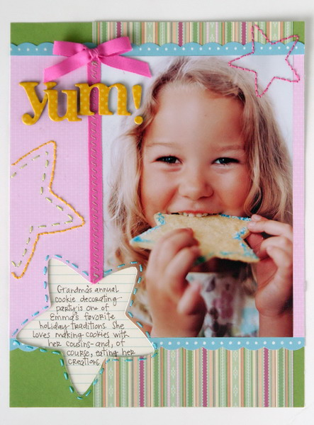 YUM! (a cover try for BHG)