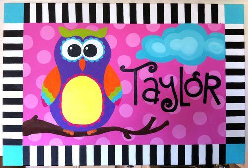 Taylor's owl
